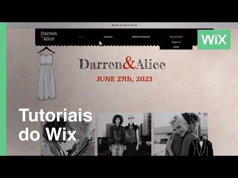 Cómo organizar las páginas en tu sitio web   Wix.com