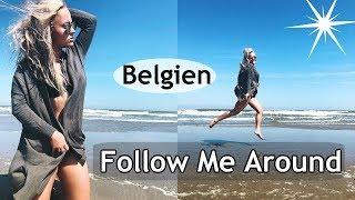 Follow Me Around - Belgien | VLOG | Blond_Beautyy