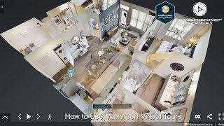 Gambar cover How to Use Matterport Virtual Tours and Features - Barnes Creative Studios