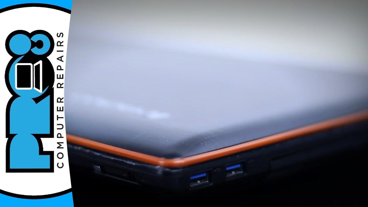 Dell Inspiron Battery Light Flashing Orange And White