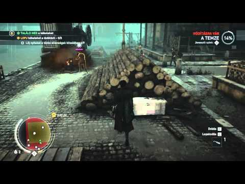 Assassin's Creed Syndicate Gameplay Walkthrough-Gram Bell-Cable News Mission