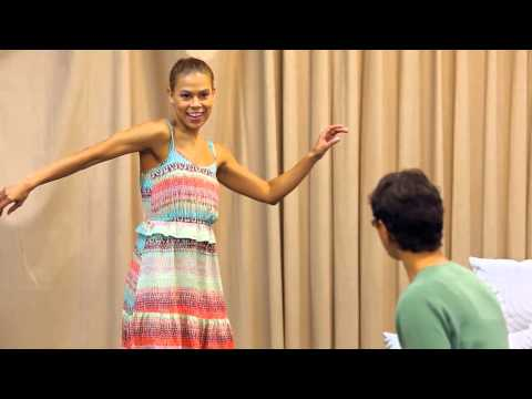 Three questions with actress Toni Trucks