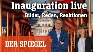 Inauguration: Liveshow zur Amtsübernahme von Joe Biden und Kamala Harris