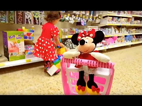 Supermarket Song / Toy Shopping Cart