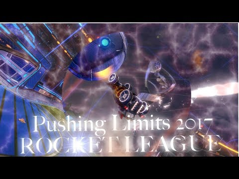 Rocket League Freestyle - Pushing Limits 2017