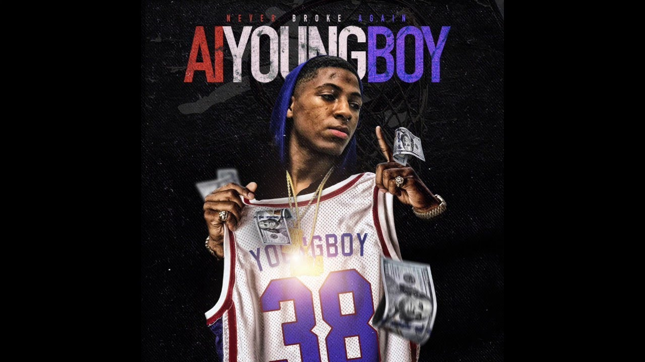 YoungBoy Never Broke Again - GG [8D]