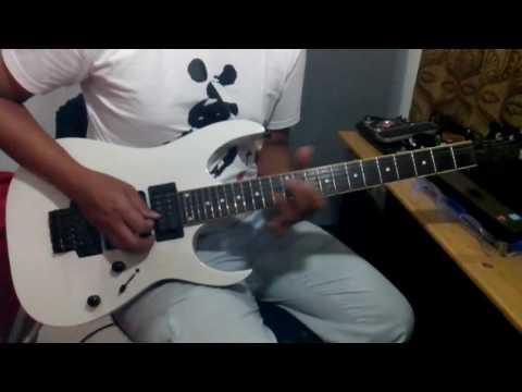 Kerispatih - Kesalahan Yang Sama Cover Melody Guitar Tutorial