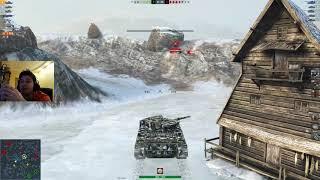 WoT Blitz - Нас подсадили на фугасы. Как нагибать и экономить - World of Tanks Blitz (WoTB)