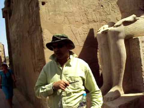 George Rectsinis-the best tourist guide in Egypt