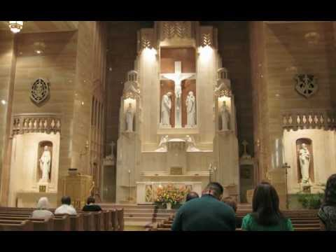 Beautiful St. Peters Church Chicago IL In The Loop