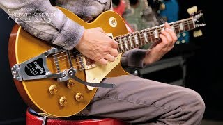 Gibson Custom Historic Select 1957 Les Paul Reissue with Bigsby Electric Guitar