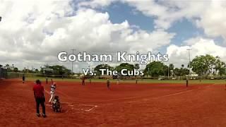 Knights vs Cubs Highlight 11-4
