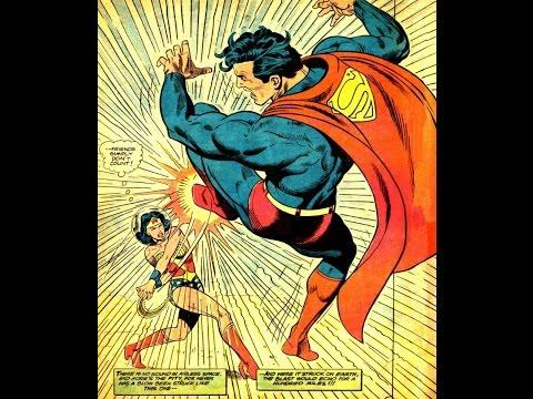 Superman vs. Wonder Woman - Full Analysis (Part 1 of 3)