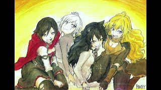RWBY AMV ~ Find You There Resimi