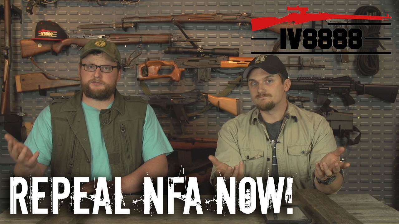 ATF White Paper, Repeal the NFA, Support HPA: The Time is Now!