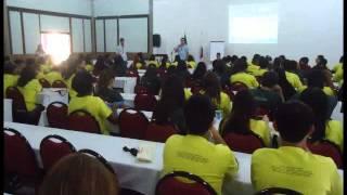 Escola do Legislativo de Pouso Alegre no Parlamento Jovem 2013