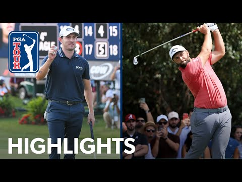 All the best shots from the TOUR Champonship | 2021