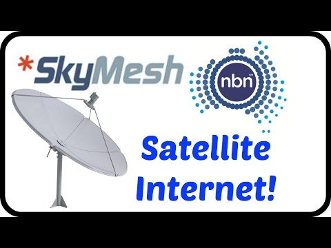Sky Muster Satellite NBN Internet  How It Works, How To Get It And MORE!