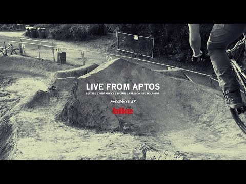 "Short Film: ""Live From Aptos"" featuring R-Dog, Jeff Herb and Kyle-J"