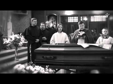 Pożegnanie o. Witolda Grala