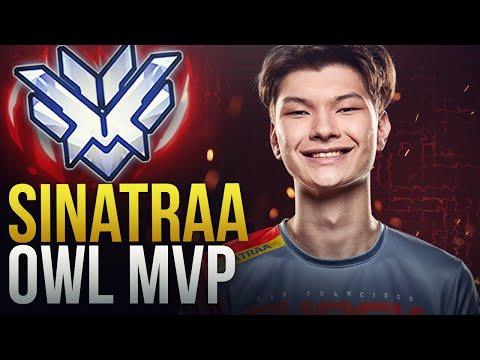 Sinatraa - OVERWATCH LEAGUE MVP 2019 - Overwatch Montage