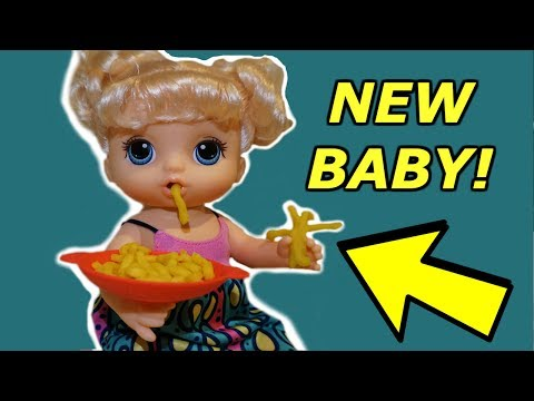 Baby Alive Snackin Noodles Are Here We Open Them Doovi