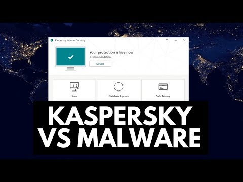 Kaspersky Internet Security 2020 Review | Tested vs Malware