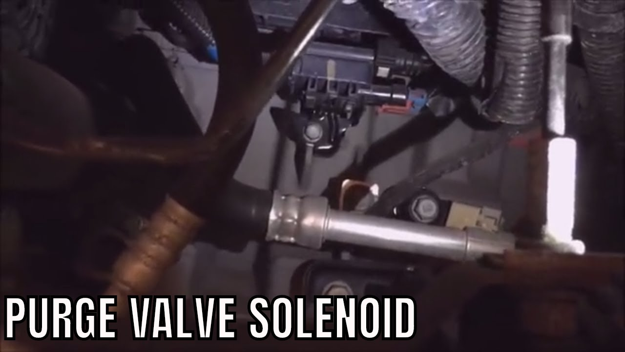Colorado Canister Purge Valve Solenoid