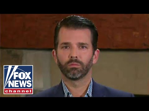 Don Jr.: Russia probe was a hoax set up by the Democrats