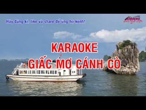 Karaoke Giấc Mơ Cánh Cò - Như Quỳnh - Thể Loại Nhạc Trẻ