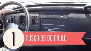 Fusca 85 Do Paulo!