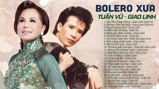 Tuấn Vũ, Giao Linh - LK Sầu Tím Thiệp Hồng | 191 Nhạc Vàng Xưa Song Ca Hay Tuyệt Đỉnh