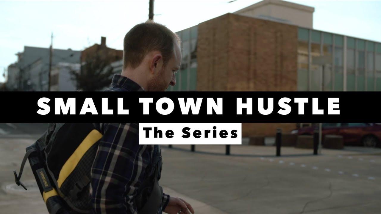 Small Town Hustle | Docuseries Trailer 2020 - 3 Entrepreneurs, 6 months, 1 Mission.