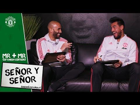 Manchester United | Mr & Mr | Sergio Romero & Lee Grant | Spanish Edition!