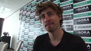 Peter Sagan - Interview before the race - Amstel Gold Race 2018