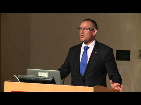 The Honorable Jay Weatherill, Premier of South Australia, Carnegie Mellon Energy Week 2016
