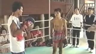 Samson Issan 80s Training Footage