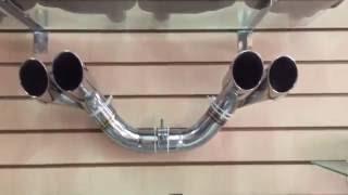 Насадки на глушитель BMW X6 E71 new(, 2016-04-30T06:25:13.000Z)