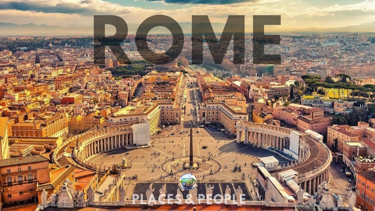 Great Views Of Rome - Italy