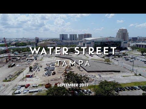 Water Street Tampa  - September 2017