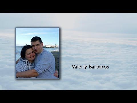 Valeriy Barbaros Funeral Service