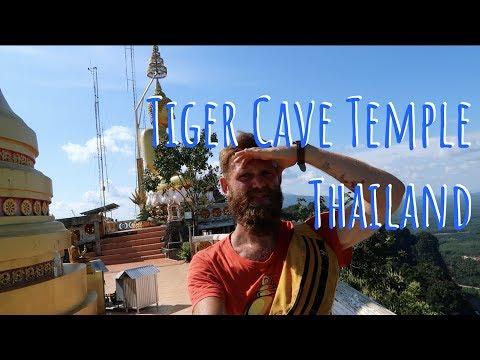 Tiger Cave Temple | Ao Nang | Morning Market | Follow Mike In Thailand