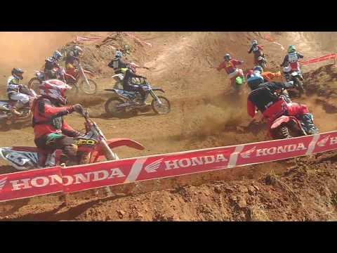 SX Intermediaria da 12° Etapa copa Brasil de Supercross Urandi-BA 22/12/2019