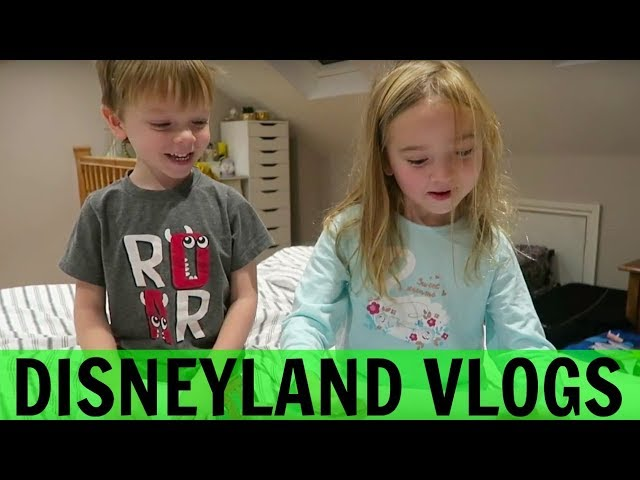 DISNEYLAND PARIS VLOGS: Disneyland Reveal!