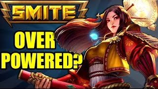 SMITE's 3 OVERPOWERED Japanese Artifacts - Culture Shock