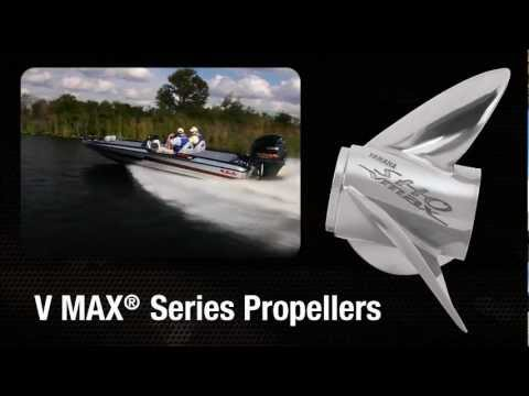 V MAX and V MAX SHO Propellers