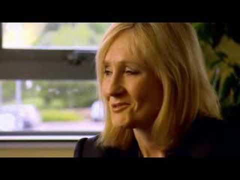 JK Rowling's Harry Potter 'regret'