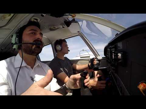 Flight Vlog - HIGH PERFORMANCE Endorsement in a Piper Cherokee 6!
