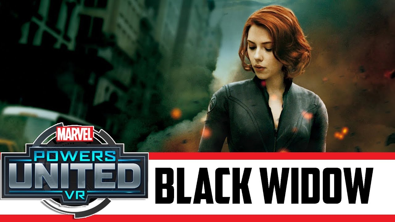 Become Black Widow In Virtual Reality Marvel Powers United Vr Oculus Rift Gameplay