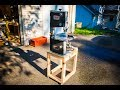 Building A Simple Bandsaw/Belt Sander Stand